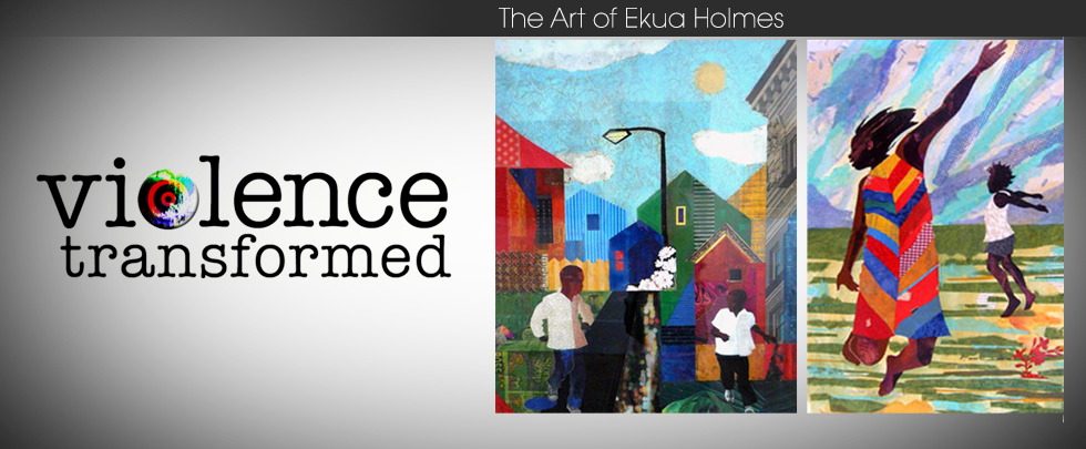 Artwork of Ekua Holmes