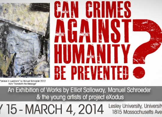 Can Crimes Against Humanity be prevented ?