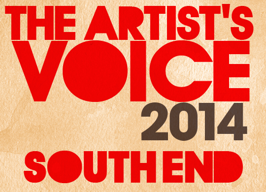 The Artist's Voice: The South End Exhibit