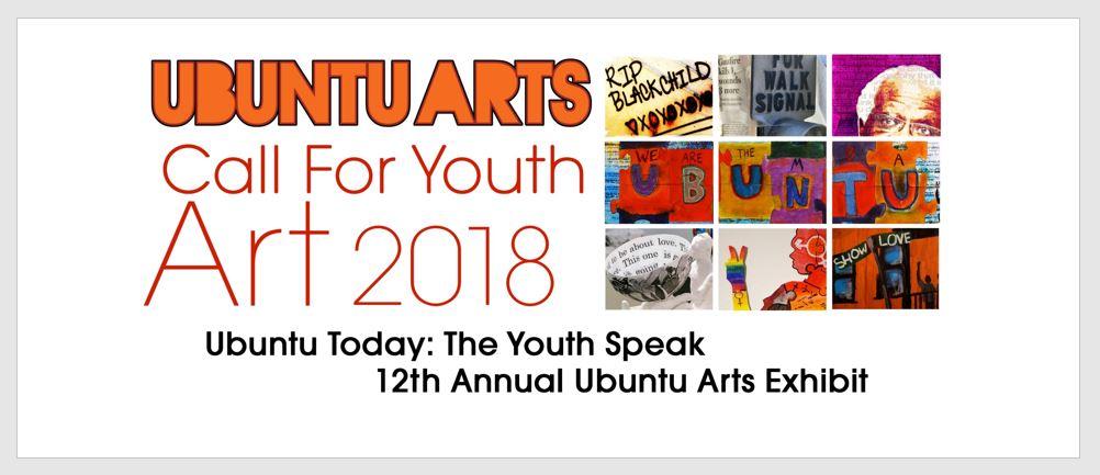 Ubuntu Call for Youth Art 2018